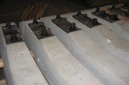 Вес шпалы железнодорожной железобетонной лестничные ступени лс12